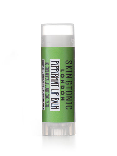 Skin & Tonic - Lip Balm - Peppermint