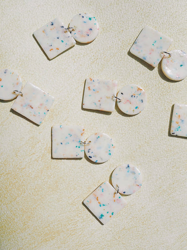 Studio Fara Confetti Earrings