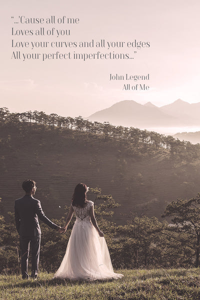 All of Me quote by John Legend