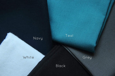 Cotton colour options for oxytocin cuff links