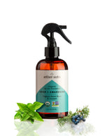 Crisp + Awakening - Organic Sweet Basil and Juniper Car Air Freshener and Deodorizer - Aether Auto
