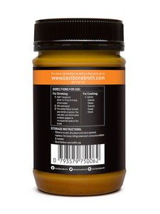 375g - Turmeric & Beef Bone Broth