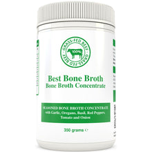 Load image into Gallery viewer, 350g - Garlic Herbs & Beef Bone Broth
