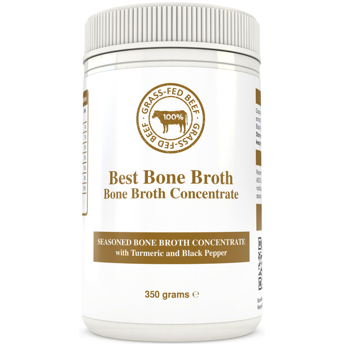 350g - Turmeric & Beef Bone Broth