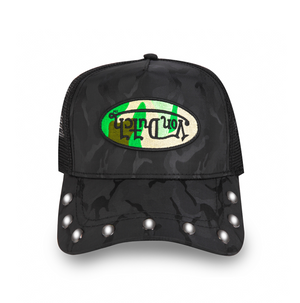 BLACK & GREEN 0415 TRUCKER
