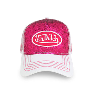 ROYAL PINK SPARKLE TRUCKER