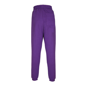 Jogger Purple with Gold Rhinestones
