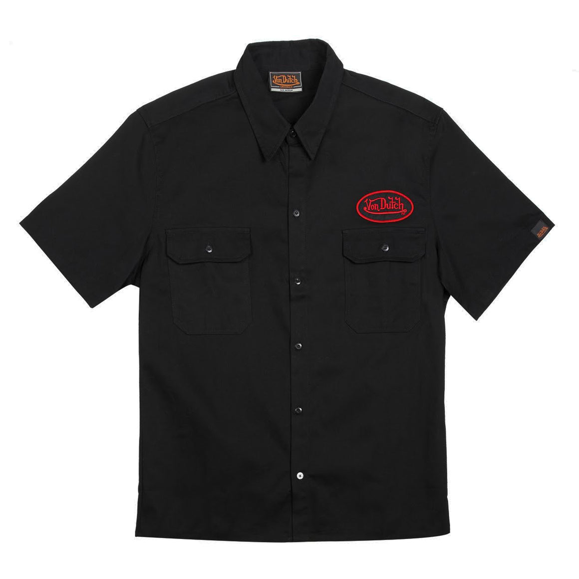 Von Dutch Black Mechanic Tee