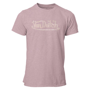 Dusty Rose Rhinestone Tee