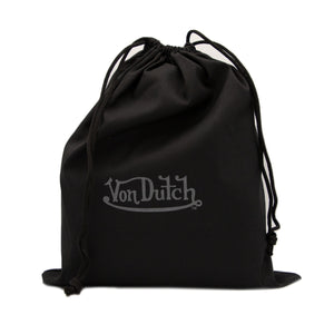 Orange & White Von Dutch Bowling Small Bag