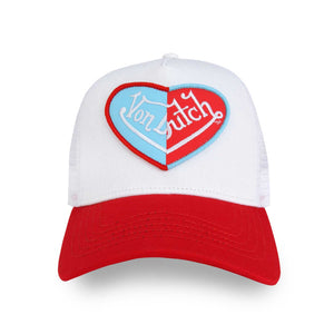 Heart Logo Patch Trucker
