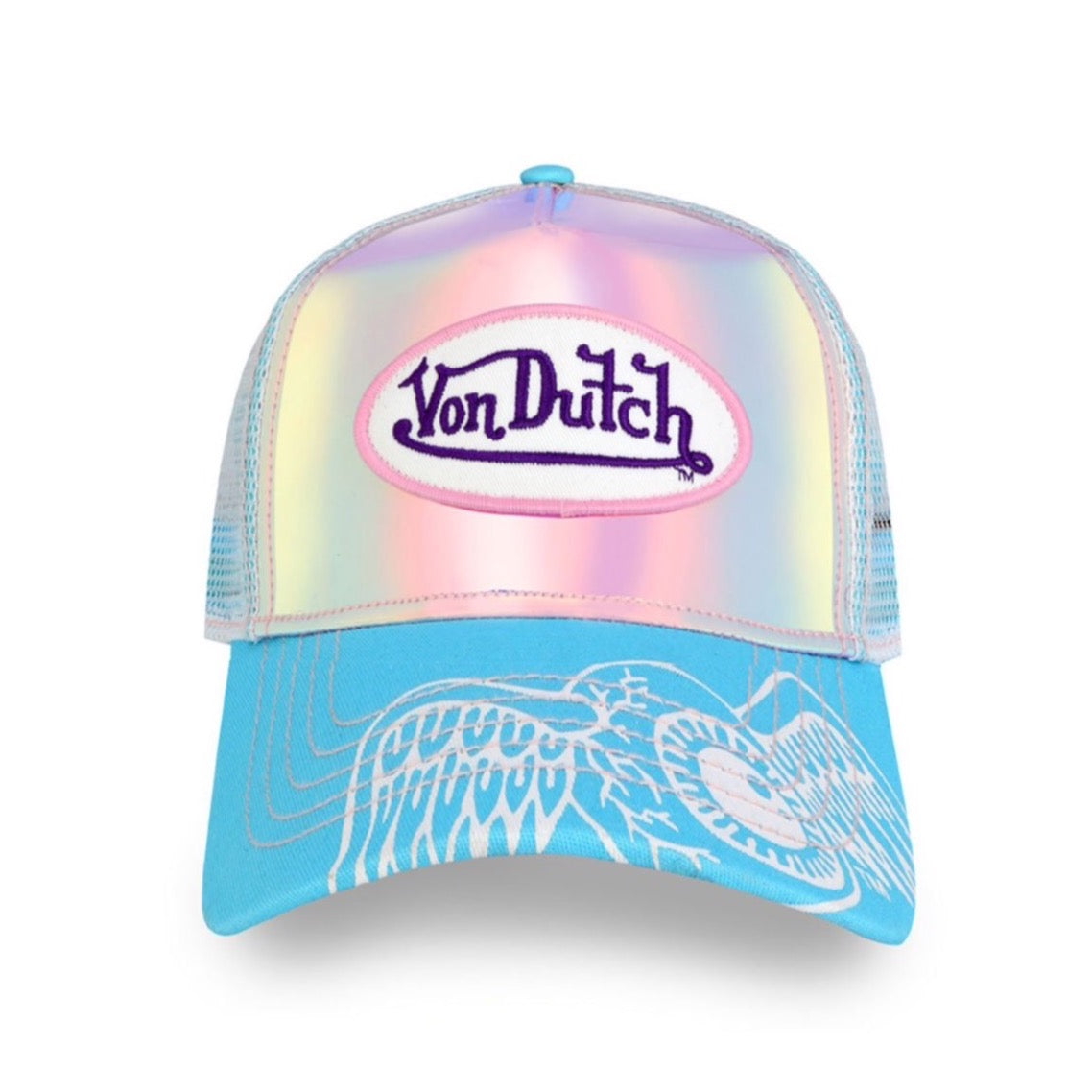 HOLOGRAM/WHITE TRUCKER