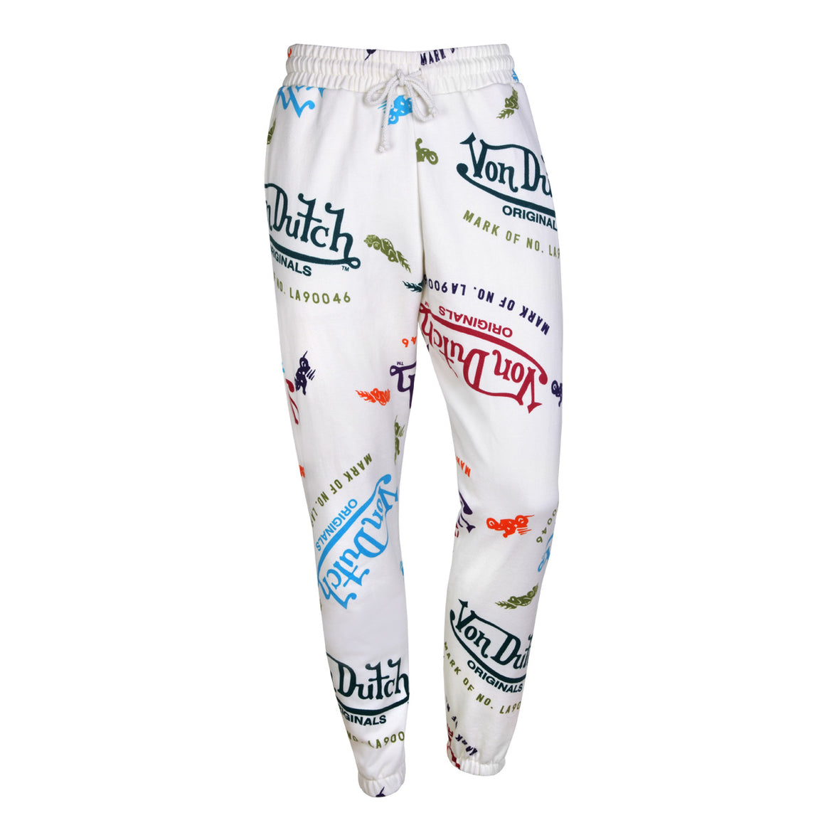 Jogger All Over Print Bone