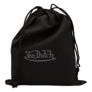 NEW Blue Fur Von Dutch Small Bowling Bag