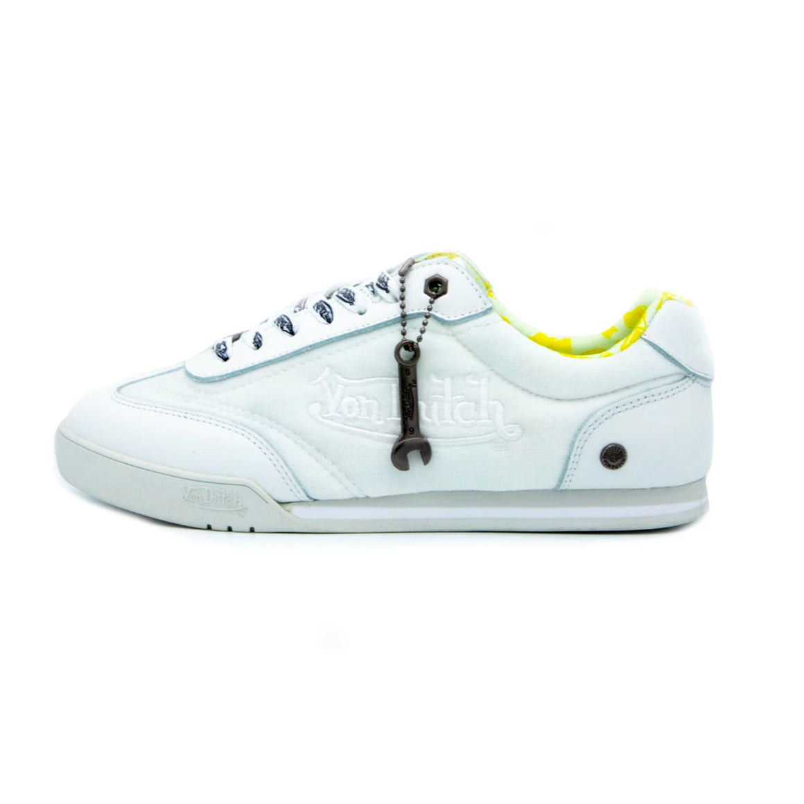 Women's Vanderdutch velvet White Snow
