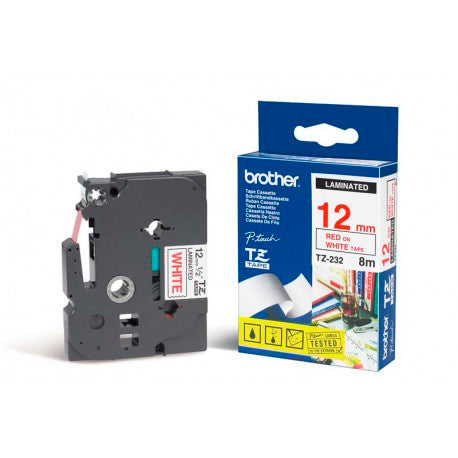 Cinta Brother 12mm Tze-232