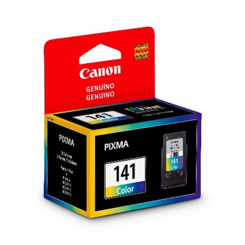 Canon Cl-141 Tinta Cartucho Color