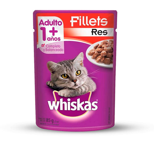 Whiskas Pouch Res 24/85G