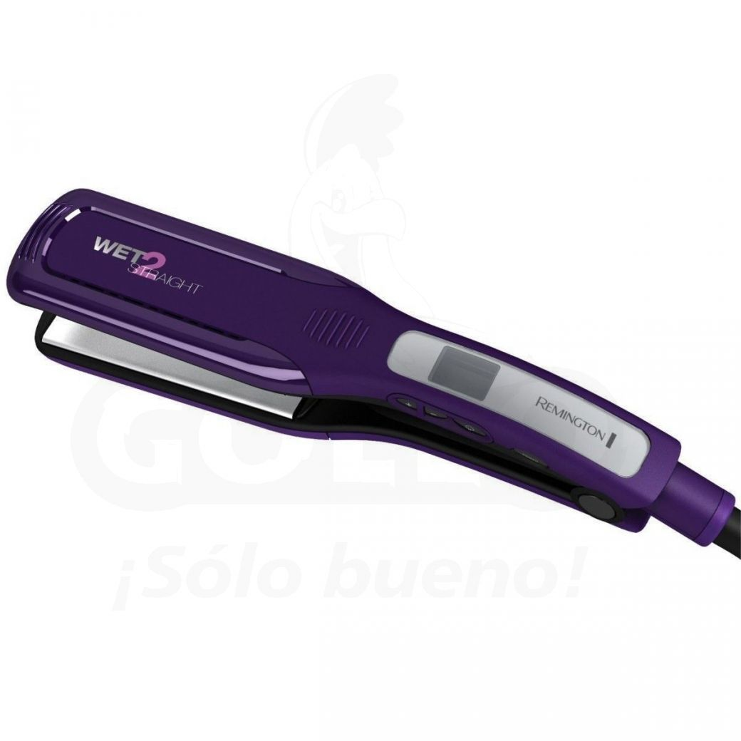 Plancha de cabello S8001P Wet2Straight Remington