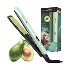 Plancha para el cabello S9960 Shine Therapy Remington