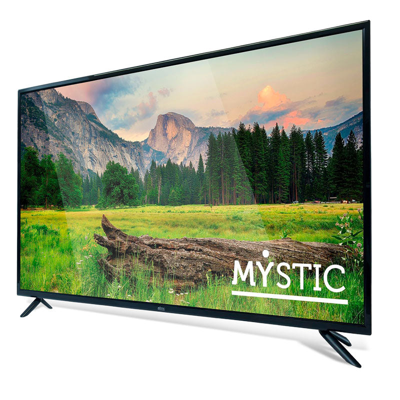 "Televisor Smart TV LED 55"" 4K Mystic"