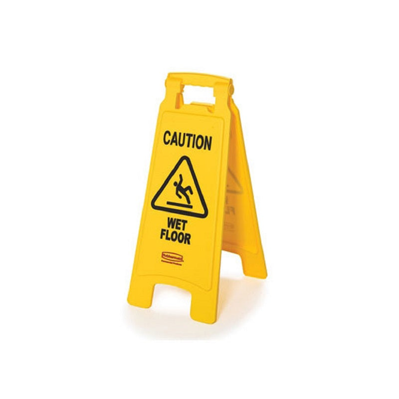 Wet Floor Caution Sign Rubbermaid