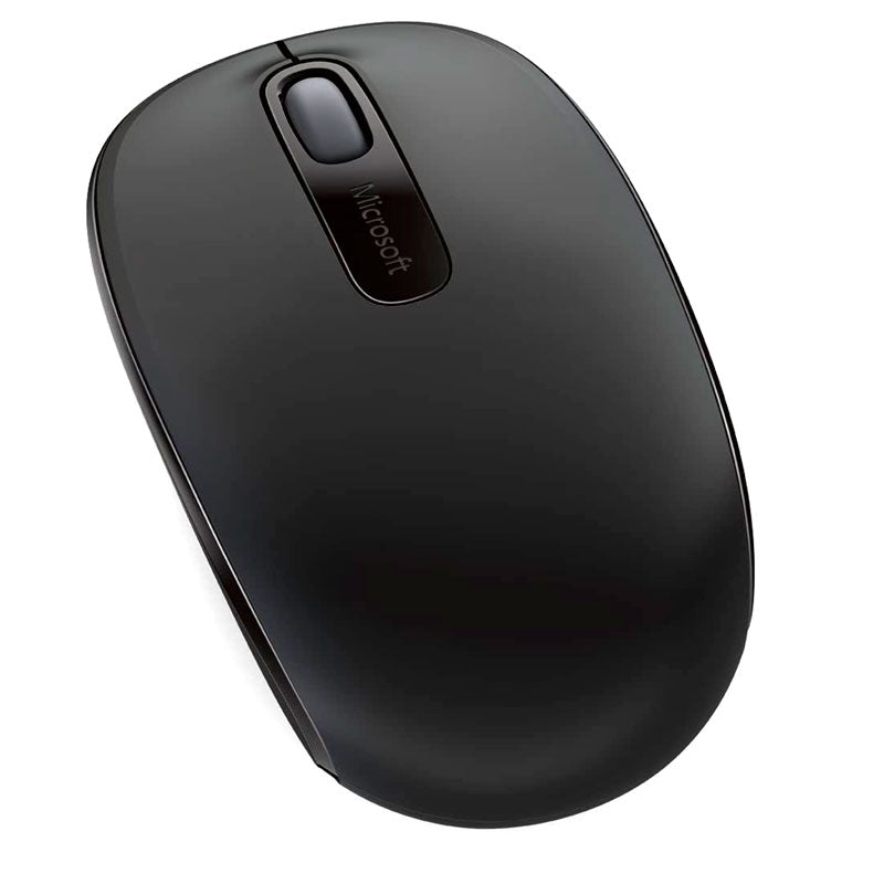 Microsoft 1850 Mouse Inalámbrico Negro