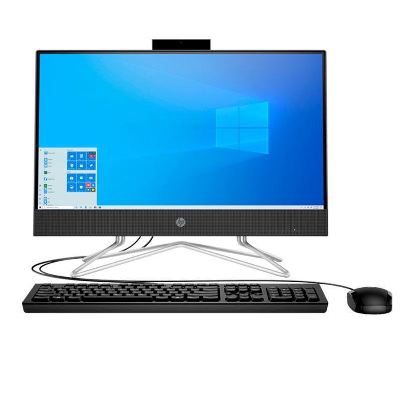 "HP All-in-one 22"" Intel Core i3 I3-1005G1 1TB HDD"
