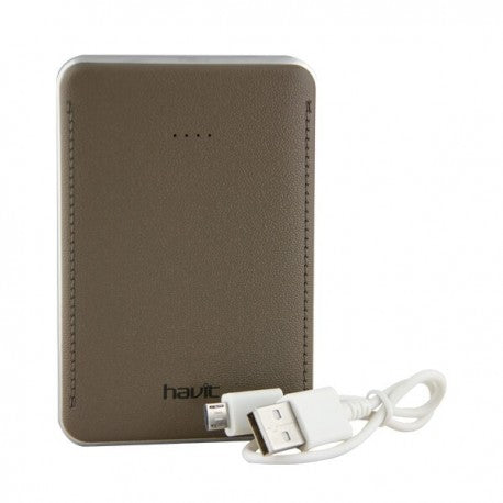 Havit Hv-Pb004X Accesorio Celular Power Bank 5000 Mah Roja