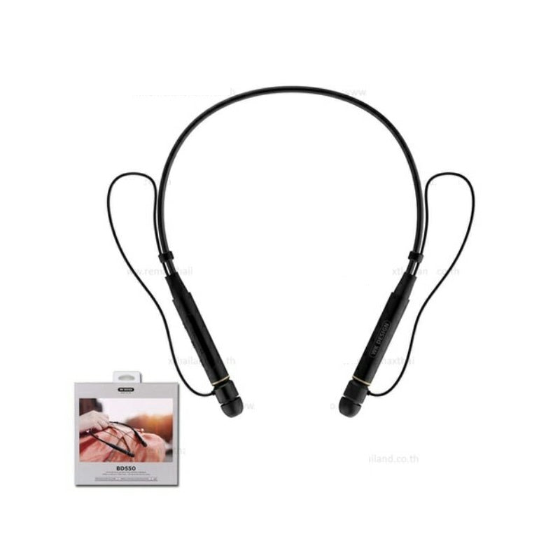 Audífonos Remax Bd550 In Ear Bluetooth Blanco