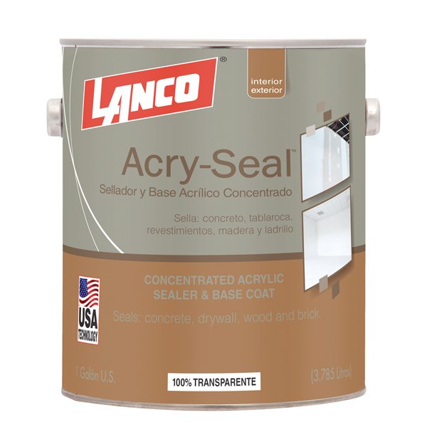 Lanco Pintura Base Acry Seal Sellador Galon
