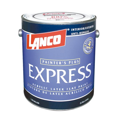 Lanco Pintura Base Express Latex Blanco Galon