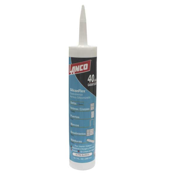 Lanco Silicon Flex Blanco 10Oz