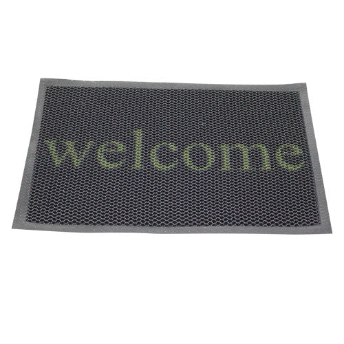 Soho Carpet Alfombra Entrada Welcome 40X60 Cm Colores Surtidos
