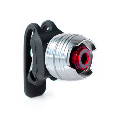 Luz Flashing de Seguridad XC-161R 2 Funcs. Roja, 2 Bat Cr2032
