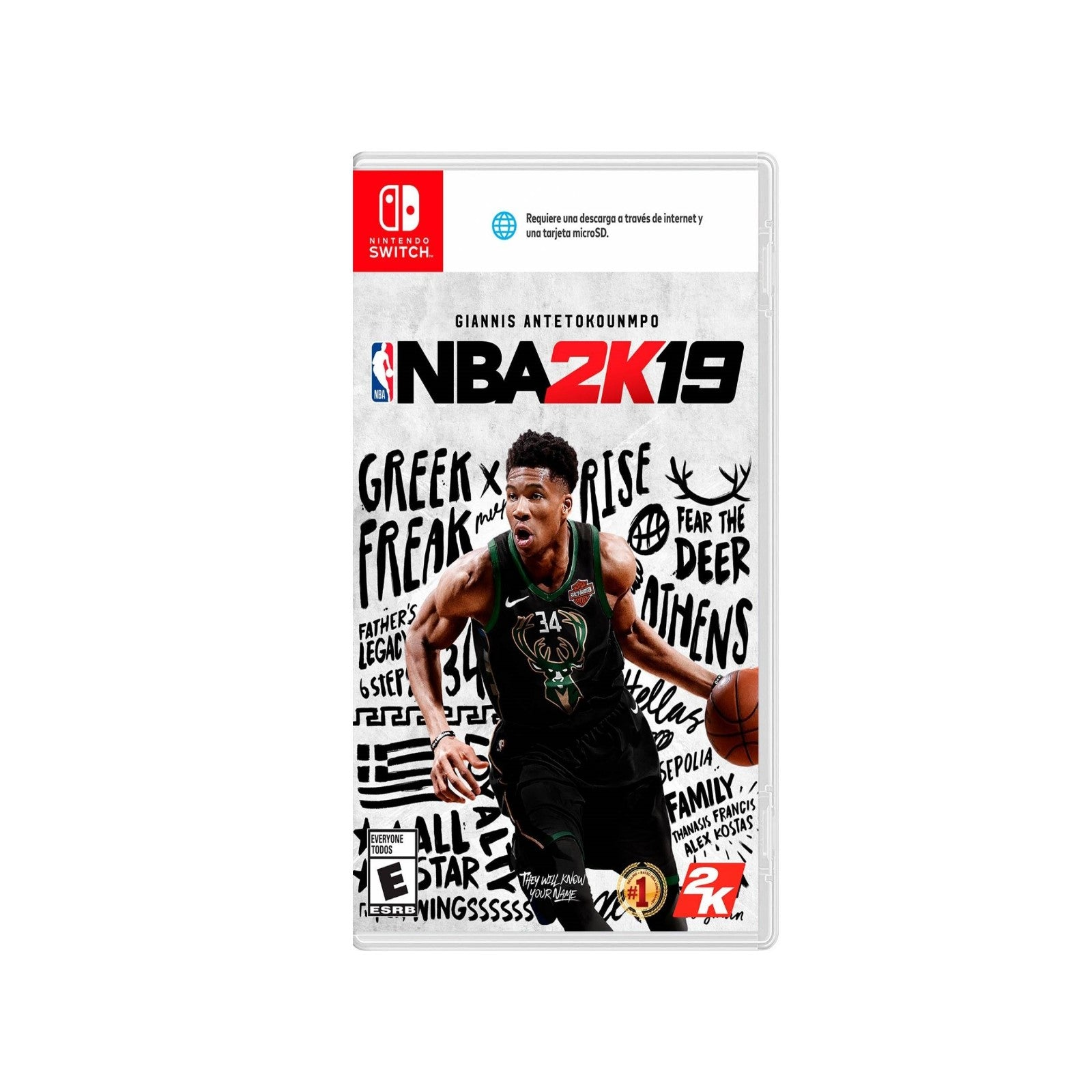 Nba 2k19 Nintendo-Switch