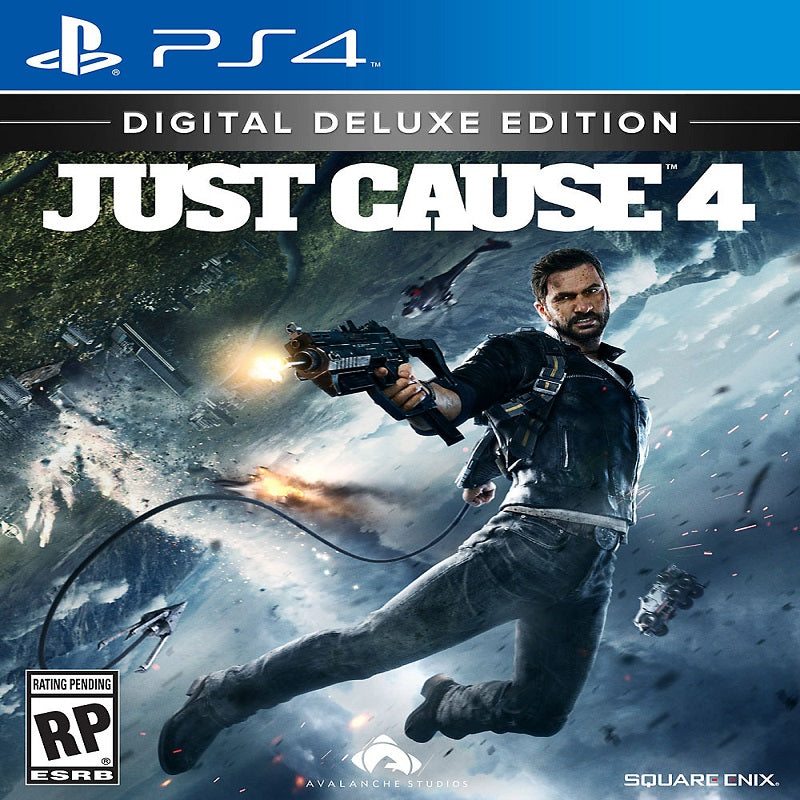 Sony Just Cause 4 Videojuego Ps4 Adventure