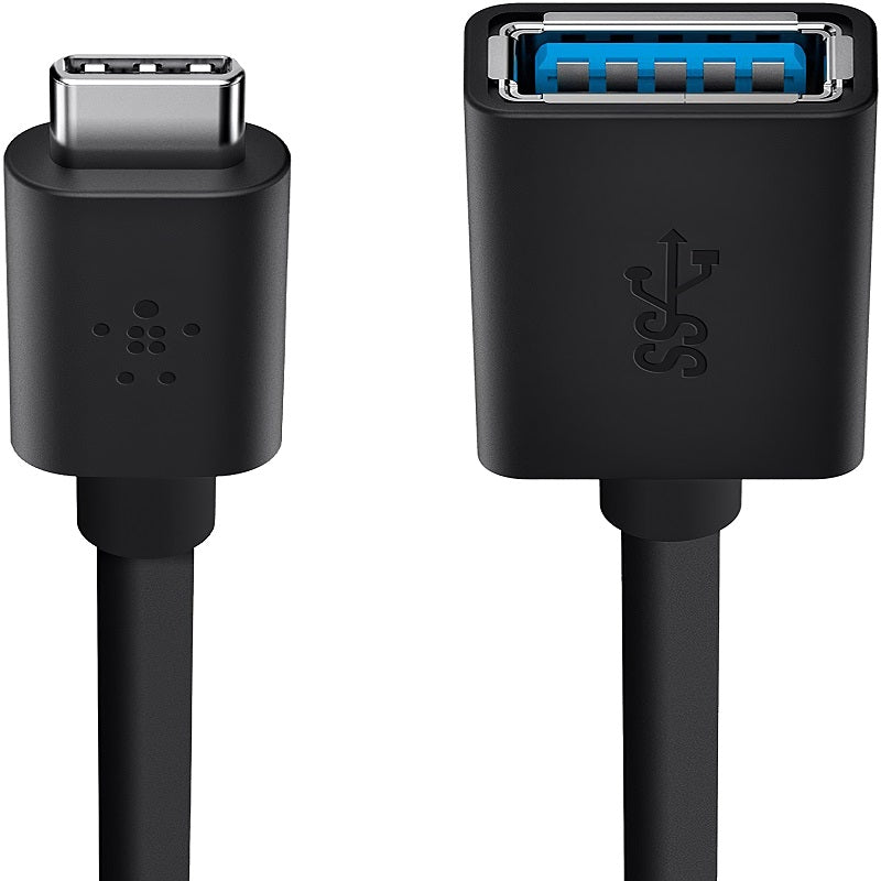 Cable 3.0 USB-C a USB-A Belkin