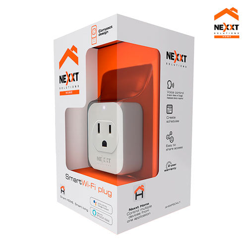 Nexxt Enchufe Smart Domestico Mm105Nxt06 120V/220V