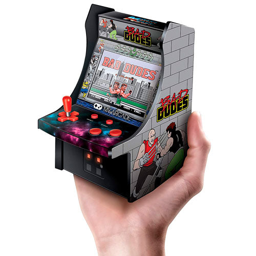 My Arcade DGUNL-3214 Portatil Bad Dudes Micro Play
