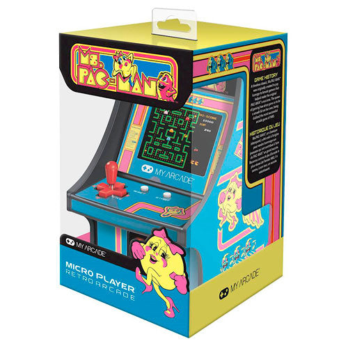 My Arcade Dgunl-3230 Portatil Pac-Man Micro Player