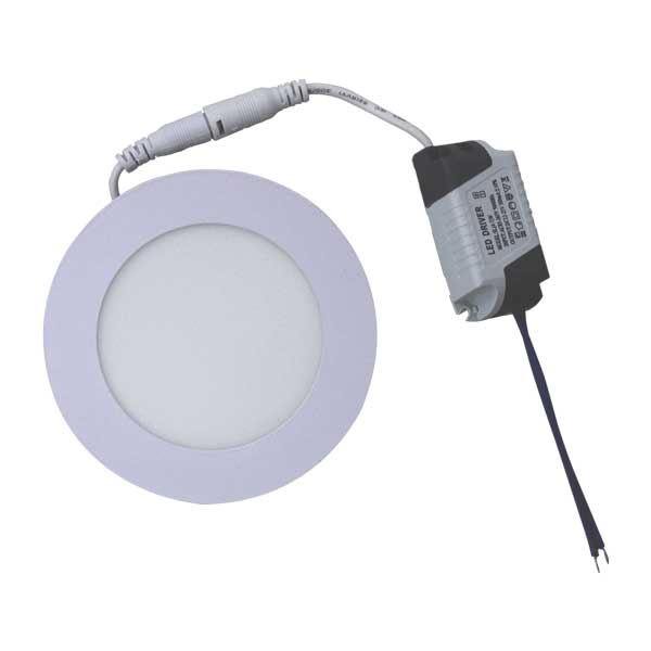 General Lighting Lampara Comercial LED Tech Bla/Mate 6W 10Pz