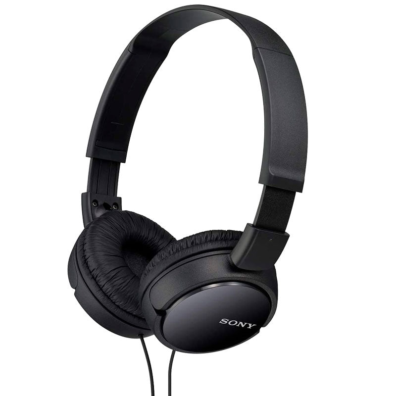 Audifonos Sony Mdr-Zx110/B Over Ear Alambrico Negro