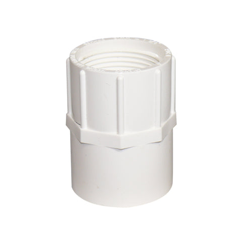 Amanco Adapter Hembra Pvc 1-1/4""