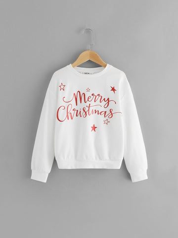 "Camisola ""Merry Christmas"""