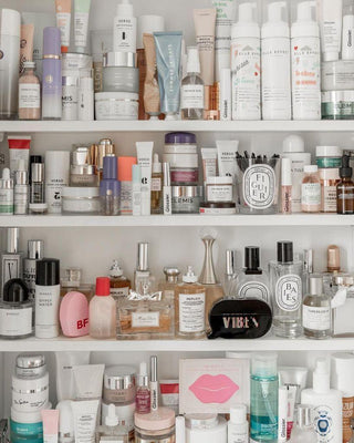 Cleaning Your Skin Care Closet