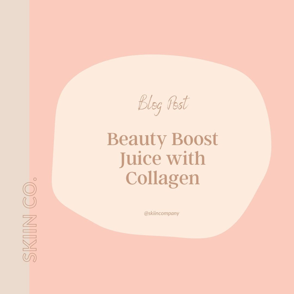 Beauty Boost Juice with Collagen
