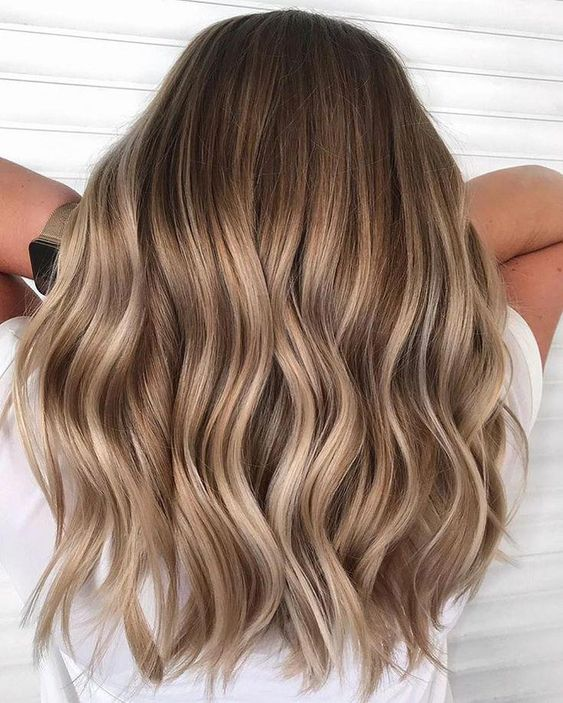 How to grow out your hair faster and make it thicker and shiny!