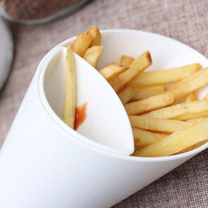 French Fry Cone & Dip