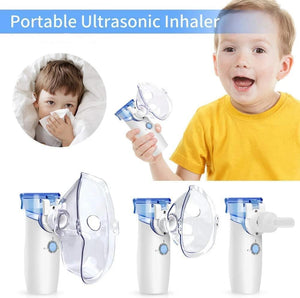 The Breathe Easy Portable Nebulizer-Free Shipping